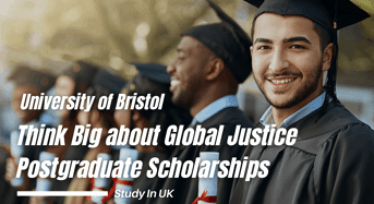 Think Big about Global Justice postgraduate placements in UK