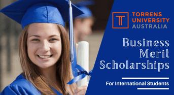 Torrens University Business Merit international awards in Australia