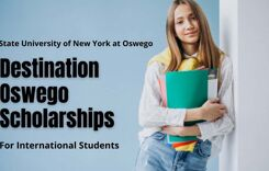 Destination Oswego Scholarships for International Students in USA