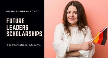 Future Leaders Scholarships for International Students at GISMA Business School, Germany