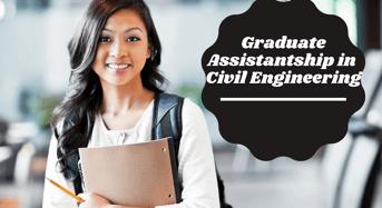 Graduate Assistantship in Civil Engineering at Clarkson Graduate School, USA