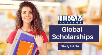 Hiram College Global Scholarships in USA