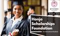 Kyushu University Honjo international awards Foundation in Japan