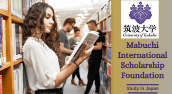 Mabuchi International Scholarship Foundation in Japan