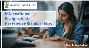 Massey University College of Humanities and Social Sciences International Postgraduate Excellence Scholarships in New Zealand