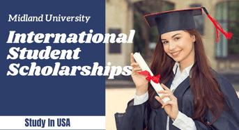 Midland University International Student Scholarships in USA