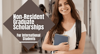 Non-Residentgraduate funding opportunities for International Students in USA