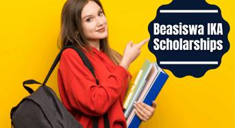 Beasiswa IKA Scholarships at Sepuluh Nopember Institute of Technology, Indonesia