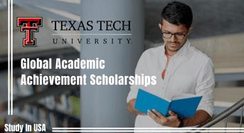 Global Academic Achievement Scholarships in USA