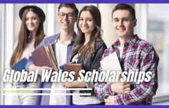 Global Wales Scholarships at Aberystwyth University, UK