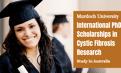 International PhD Positionsin Cystic Fibrosis Research, Australia