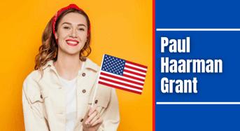 Paul Haarman Grant in USA