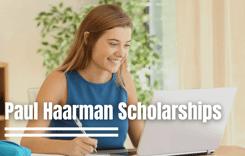 Paul Haarman Scholarships in USA