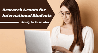Research Grants for International Students in Australia