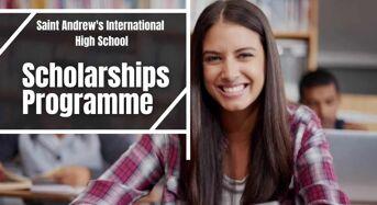 Scholarships Programme at Saint Andrew's International High School, Malawi