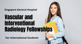 Vascular and Interventional Radiology Fellowships for International Students in Singapore