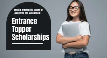 Entrance Topper Scholarships at Kathford International College of Engineering and Management, Nepal
