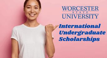 International undergraduate financial aid at Worcester State University, USA