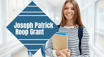 Joseph Patrick Roop Grant in USA