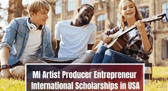 MI Artist Producer Entrepreneur international awards in USA