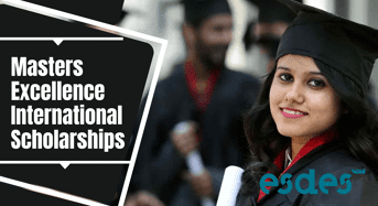 Masters Excellence international awards at ESDES School of Business and Management, France