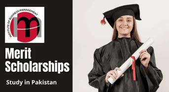 merit awards at Institute of Business Management, Pakistan