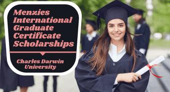 CDU Menzies International Graduate Certificate Scholarships in Australia