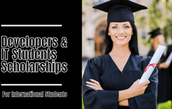 Developers & IT Students Scholarships, 2021
