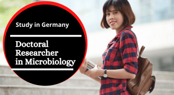 Doctoral Researcher in Microbiology-InfectionImmunology in Germany