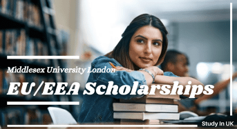 EU/EEA Scholarships at Middlesex University London in UK