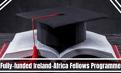 Fully- moneyed Ireland-AfricaFellows Programme, 2021/2022