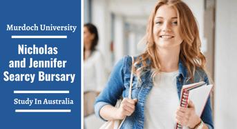 Murdoch University Nicholas and Jennifer Searcy Bursary in Australia