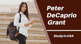 Peter DeCaprio Grant in USA