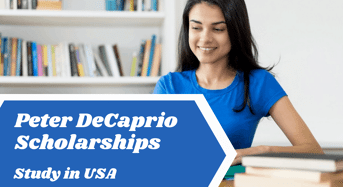Peter DeCaprio Scholarships in USA