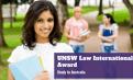 UNSW Law International Award in Australia
