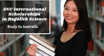 ANU international awards in Regolith Science, Australia