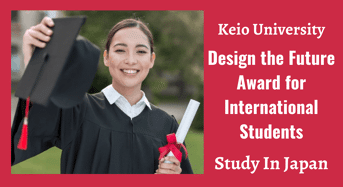Design the Future Award for International Students in Japan