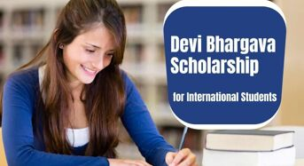 Devi Bhargava funding for International Students at Madison College, USA