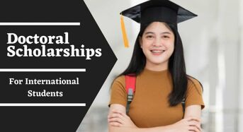 Doctoral Scholarships for International Students at Wroclaw University of Science and Technology, Poland