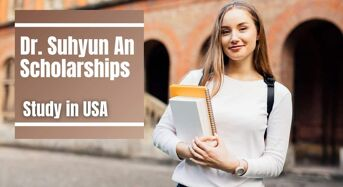 Dr. Suhyun An Scholarships in USA