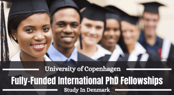 Fully-FundedInternational PhD Fellowships in Machine Learning and Information Retrieval, Denmark