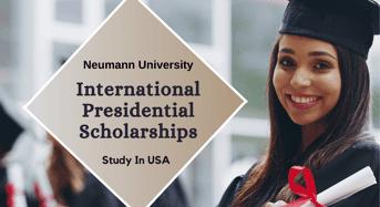 International Presidential Scholarships at Neumann University in USA