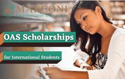 OAS Scholarships for International Students at Marconi International University, USA