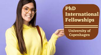 PhD International Fellowships in Molecular Neuropharmacology at University of Copenhagen, Denmark