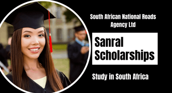 Sanral Scholarships in South Africa