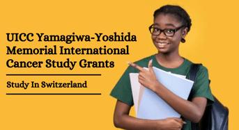 UICC Yamagiwa-YoshidaMemorial International Cancer Study Grants in Switzerland