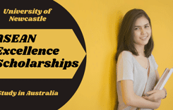 ASEAN Excellence Scholarships at University of Newcastle, Australia