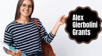 Alex Gierbolini Grants in USA
