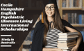Cecile Hampshire English Psychiatric Illnesses Living international awards in Australia