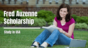 Fred Auzenne Scholarship in USA